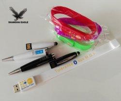 Logo personnalisé stylo lecteur Flash USB Stick