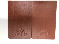 Porte de fer des revêtements de couleurs de peinture statique de pulvérisation électrostatique de revêtement en poudre d'isolation thermique
