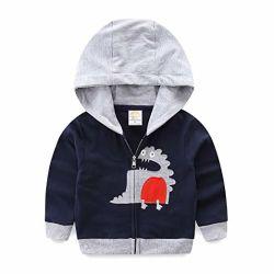 小さい赤ん坊の子供の衣服のHoodiesの幼児の摩耗のパッチワーク
