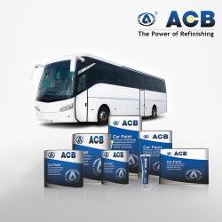 Pintura de auto Acb Secado rápido Extra buena propiedad de frotar cuerpo relleno