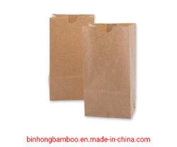 China bolsa de papel Papel de fondo cuadrado sos el té verde de la bolsa de embalaje