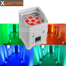 Приобрести 4 ПК на базе нового плоского Тонкий светодиодный индикатор аккумулятора PAR лампа