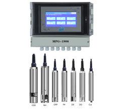 Analisi multiparametro della qualità dell'acqua sensore di torbidità pH TDS EC do Sonda sensore di conducibilità