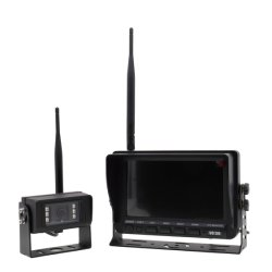 7 sistema senza fili della macchina fotografica di Rearview del camion di Ahd Digitahi di pollice