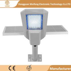 工場防水高品質スマート IP65 ソーラー LED ストリートランプ 2 年間保証付き Smart Solar Lighting 防水
