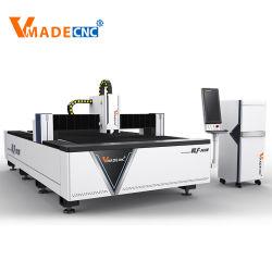 3015 1000 واط، 1500 واط، 3000 واط، ماكينة قطع ليزر معدنية من ألياف الكربون المضغوط (CNC) سعر ورقة من الألومنيوم المصنوع من الفولاذ المقاوم للصدأ