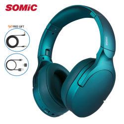 Anc Aptx Bluetooth van Somic Sc2000 Hoofdtelefoons met Spaander CSR voor Telefoon