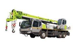 Zoomlion Qy16V شاحنة رافعة رافعة متحركة آلات البناء السعر