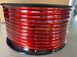 4ga de Kabel van de Lader van de Kabelwagen van de batterij, De Kabel van de Macht, Lijn