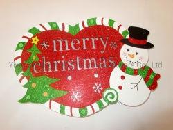 عيد ميلاد المسيح [لد] [ببر بوأرد] لأنّ عطلة [ودّينغ برتي] يزوّد زخرفة كلاب حلية حرفة هبات