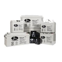 La fabricación de 12V 55Ah 65ah 80ah 90ah~250Ah batería VRLA Gel libre de mantenimiento de batería solar para la batería de respaldo de batería UPS