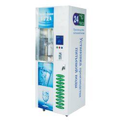 中国工場スマート 24 時間補充用コインメカニズム 5 ガロンのびん水自動販売機