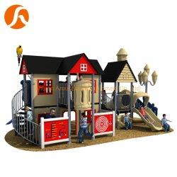 De openlucht Plastic Lijst van de Apparatuur van de Speelplaats van de Kinderen van het Park van het Spel van de Jonge geitjes van de Prijs van de Fabriek