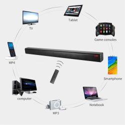 مكبر صوت وسائط متعددة لاسلكي جديد مكبر صوت مكبر الصوت Soundbar Home Theater Sound Bar مكبر الصوت