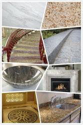 Granit/Kalkstein/Travertin Villa Baumaterialien Wand/Bodenbeläge/Fassade/Verkleidung/Poolfliesen Becken/Marmor/Mosaiklandschaft/Pflaster/Steinplatten