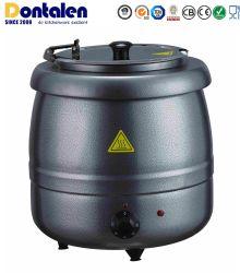 دنتالين حساء ذواعي 10L مطعم قدر الطعام طبخ من الستانلس أدوات المطبخ ذات التدفئة الكهربائية الفولاذية أدوات المطبخ أدوات الطبخ غلاية