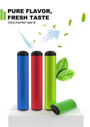 Top Venda Nova electrónica de cigarros com fumaça colorida Hookah Eletrônicos Mais Populares
