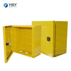 изготовленный на заказ<br/> металлического листа на панели управления по изготовлению электрический переключатель электрического шкафа металлического корпуса распределительной коробки