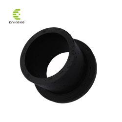 La flangia nera di colore adatta la fabbricazione dell'accessorio per tubi del PE in Cina