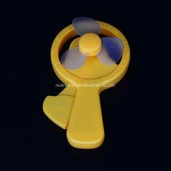 De plastic MiniVentilator van de Hand van Manufaturer van de Injectie Navulbare Elektrische