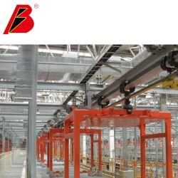 Aktualisierte Spritzlackierlinie für die automatische Lackherstellung in der Autoindustrie Linie