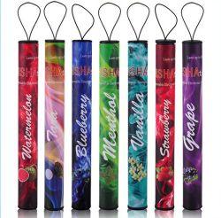 Pen van de Tijd van Eshisha van de Pen 500puffs Beschikbare Vape van de Verkoop van de fabriek de Beschikbare
