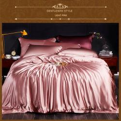 22mm 100% más cómodo hogar ropa de cama de seda de morera establece