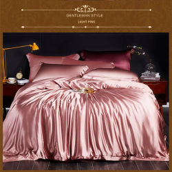 22mm 100% schwerer komfortable Home Mulberry Seide Bettwäschesets