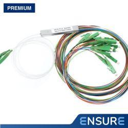 Premium мини-устройство Pdoi 2*16 LC/APC Оптоволоконный PLC разветвитель для оптоволоконных разветвителя и соединительной муфты