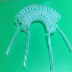 Food Grade белый спираль силиконовые трубки для очистки Jet Clean вода