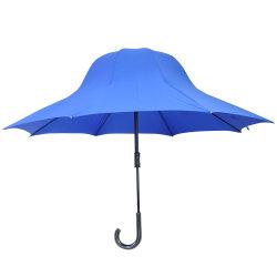 De speciale Eigenaardige Buitensporige Paraplu's van de Vorm van de Aankomst van de Manier van de Paraplu van de Hoed van het Ontwerp Nieuwe Eigenaardige