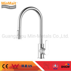 Mezclador de lavabo grifo de cocina de latón saque Spray China