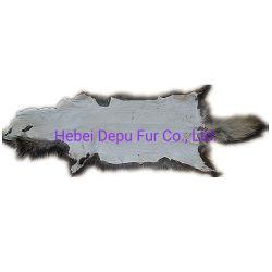 100% Mulheres Big Raccoon Peles com pêlo para colar de travamento da China