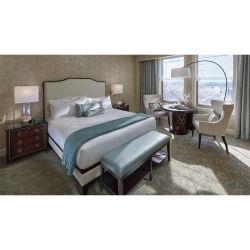 Mobilia moderna cinque stelle di legno della mobilia della camera da letto dell'hotel della mobilia dell'hotel