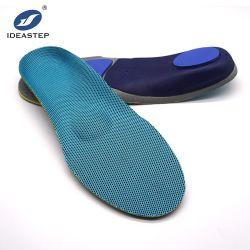 Promotion Ideastep OEM Cheap Wholesale pieds semelles semelles intérieures de l'orthèse Arch prend en charge