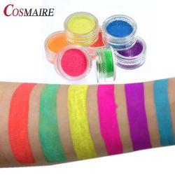 Cosmaire colora il singolo ombretto al neon allentato del pigmento dell'ombra di occhio della polvere