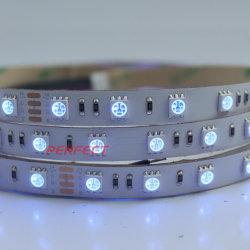 LED 조명 멀티 컬러 네온 플렉시블 RGB LED 테이프 조명 스트립