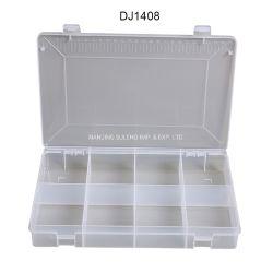 透過プラスチック網の容器の受信機ボックス