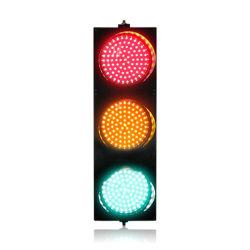 110V/220V 200mm 3 Cores de 8 polegadas do sinal de luz LED de Tráfego