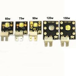 新しいCst90 SSD90 60W 75W 90W LED移動ヘッドランプのダイオードSst-300 LED 120W 150Wの段階ライトチップ
