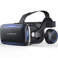 3D Glazen Virtuele HoofdVr Shinecon van de Doos van Vr