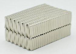 発電機の風のためのN45hアークセグメントネオジムの磁石