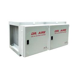 Dr Aire sobre 98% extractor de fumos de escape de fumaça Filtro para cozinha industrial