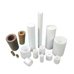 Custom Brown neumática de polipropileno blanco Ppf micrones Filtro de la sonda de partículas para unidades de filtración de aire del colector de agua