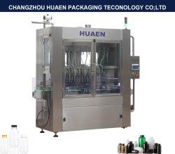 Bouteille de 1 litre automatique avec 16 Chef fabrique de fournisseur de machines de remplissage de liquide