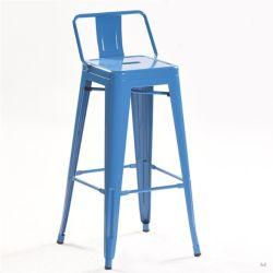 「 Backrests 」との工業デザインのスツールは現代的な「 Stackable Restaurant Cafe 」 バーチェアメタルトリクスダイニングチェアトリクススツール(小 バックレスト・パウシャード・スタイル