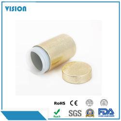 16oz tarro de plástico de HDPE de boca ancha complemento nutricional envase 500g