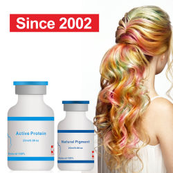 Салон точный охват пены профессиональные и Permanet волос на основе красителя