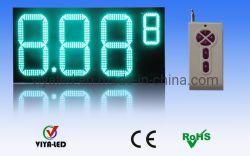 """Qualität 10 """" 12 """" 16 """" LED-Gas-/Ölpreis-Bildschirmanzeige-Zeichen für Tankstelle"""