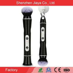 Puder-Basis-Verfassungs-nachladbarer Pinsel/grosser weicher flexibler Kopf USB bilden Kosmetik-Pinsel